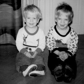 Jag och Johan