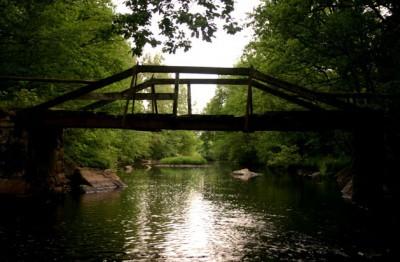 Den gamla bron...