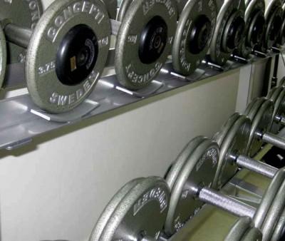 Tillbaka till gymmet