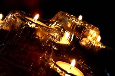 Ljus i höstmörkret...