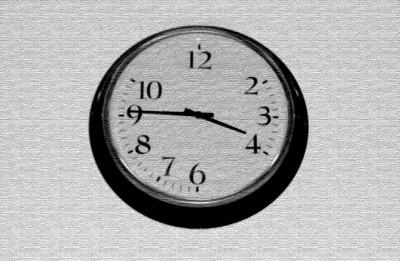 Dygnets timmar...