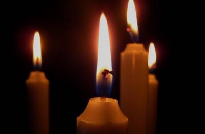 Värmande ljus...