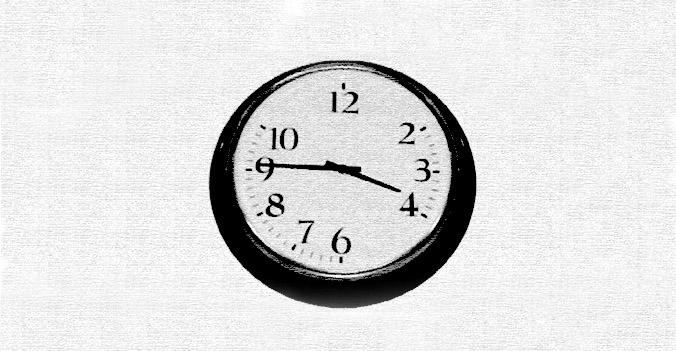 Förlorad tid